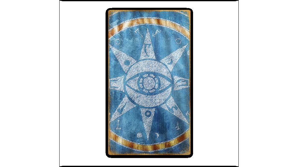 TESL Mages Guild Cardback