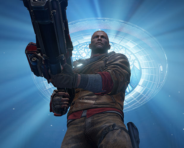 Quake Champions – BJ Blazkowicz Champion Trailer | Bethesda.net