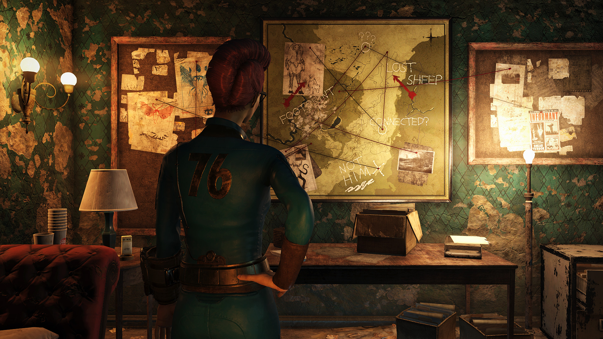 Fallout 76   Inside the Vault — Lying Lowe Questline Preview