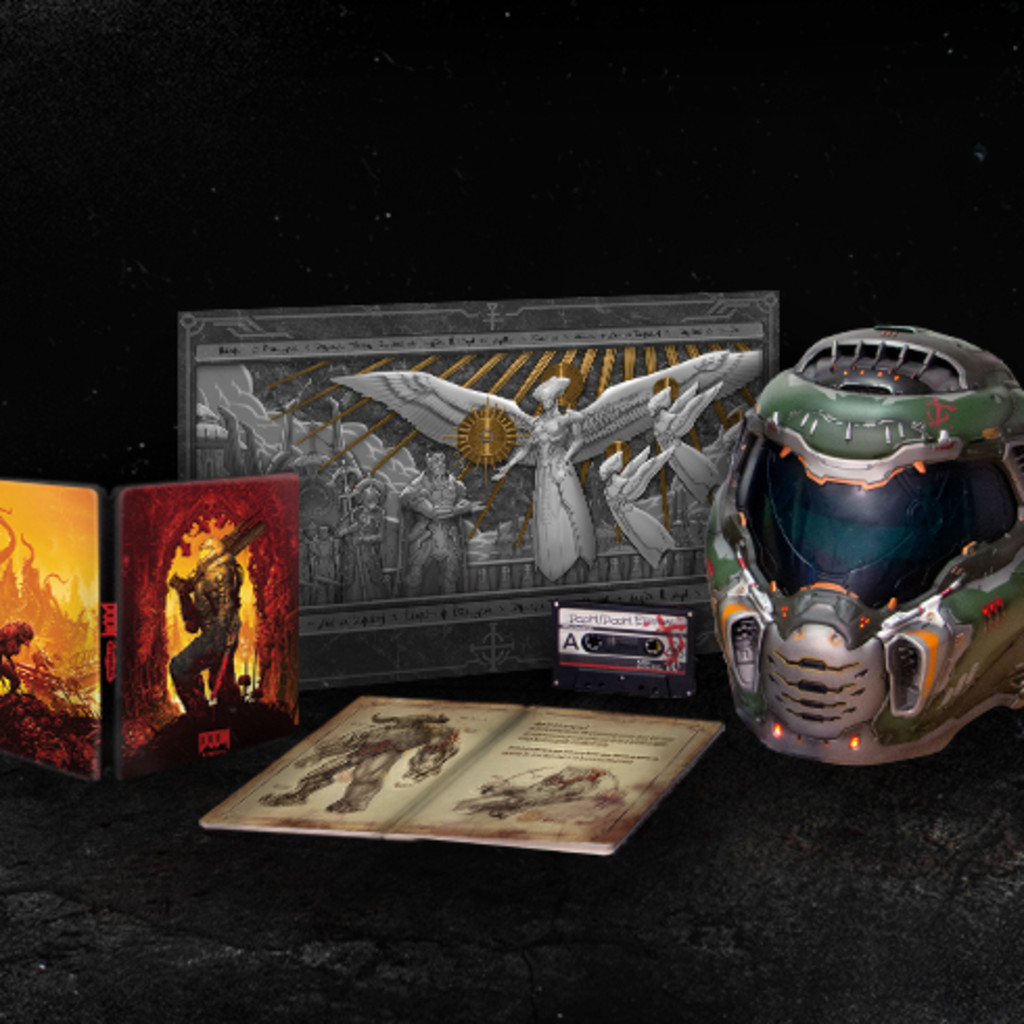 Announcing the DOOM Eternal Collector's Edition | Bethesda net