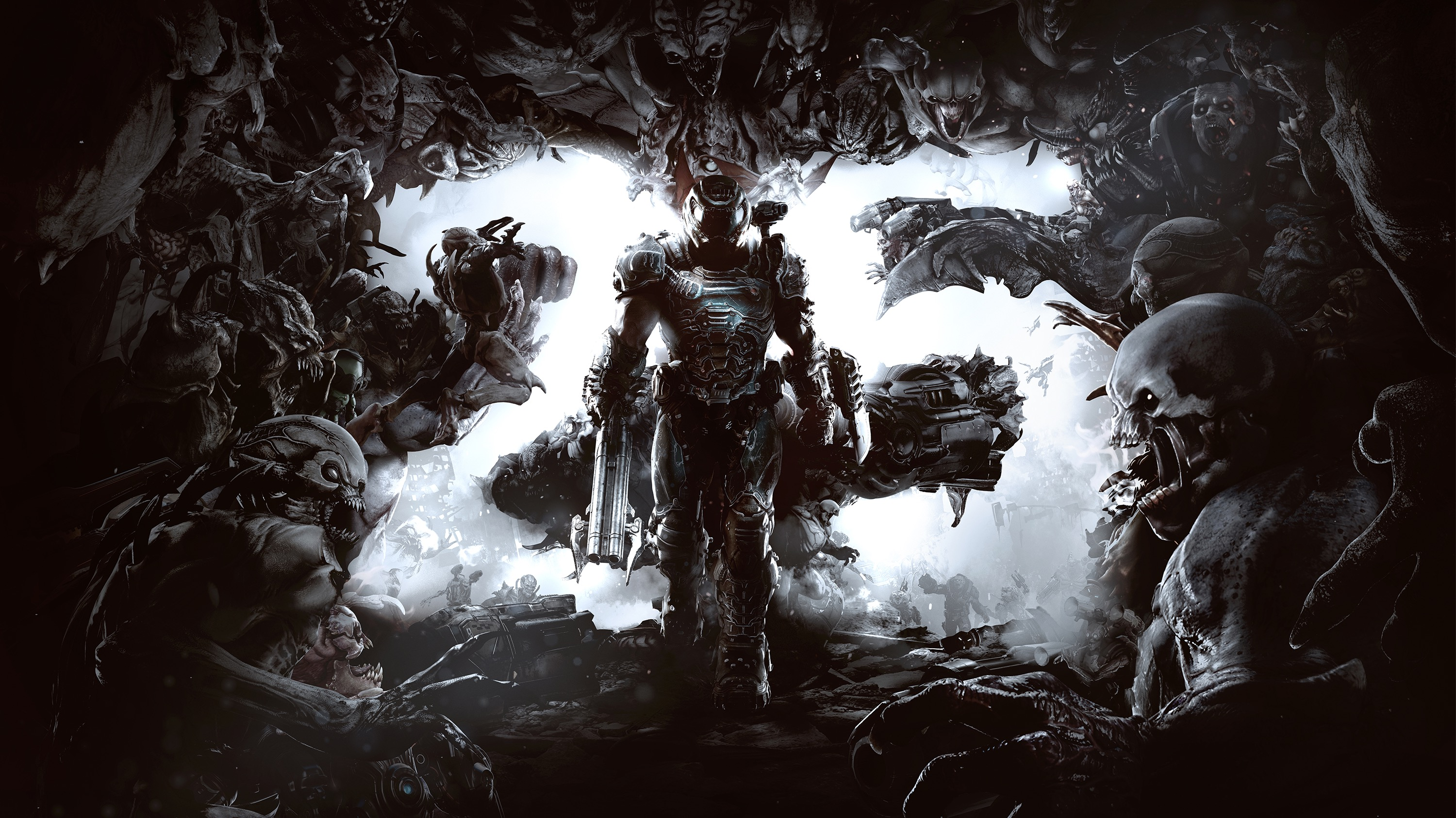 Let's assume for a second that DOOM Eternal is exclusive to the