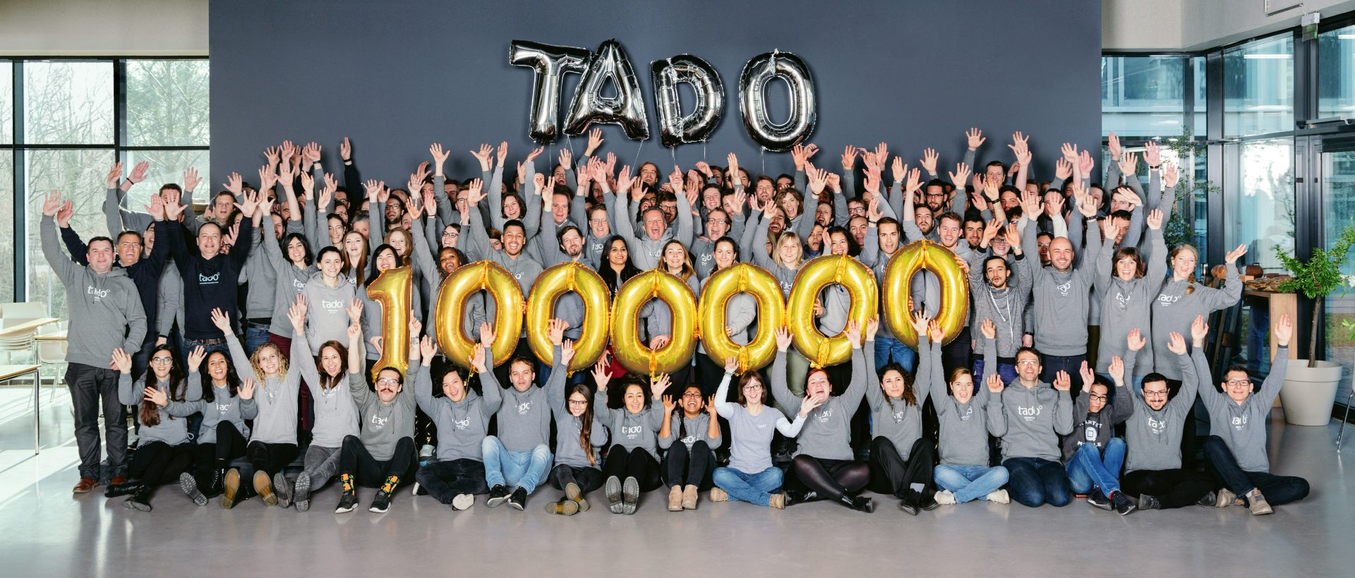 tado° smart thermostats surpass 1 million unit sales milestone