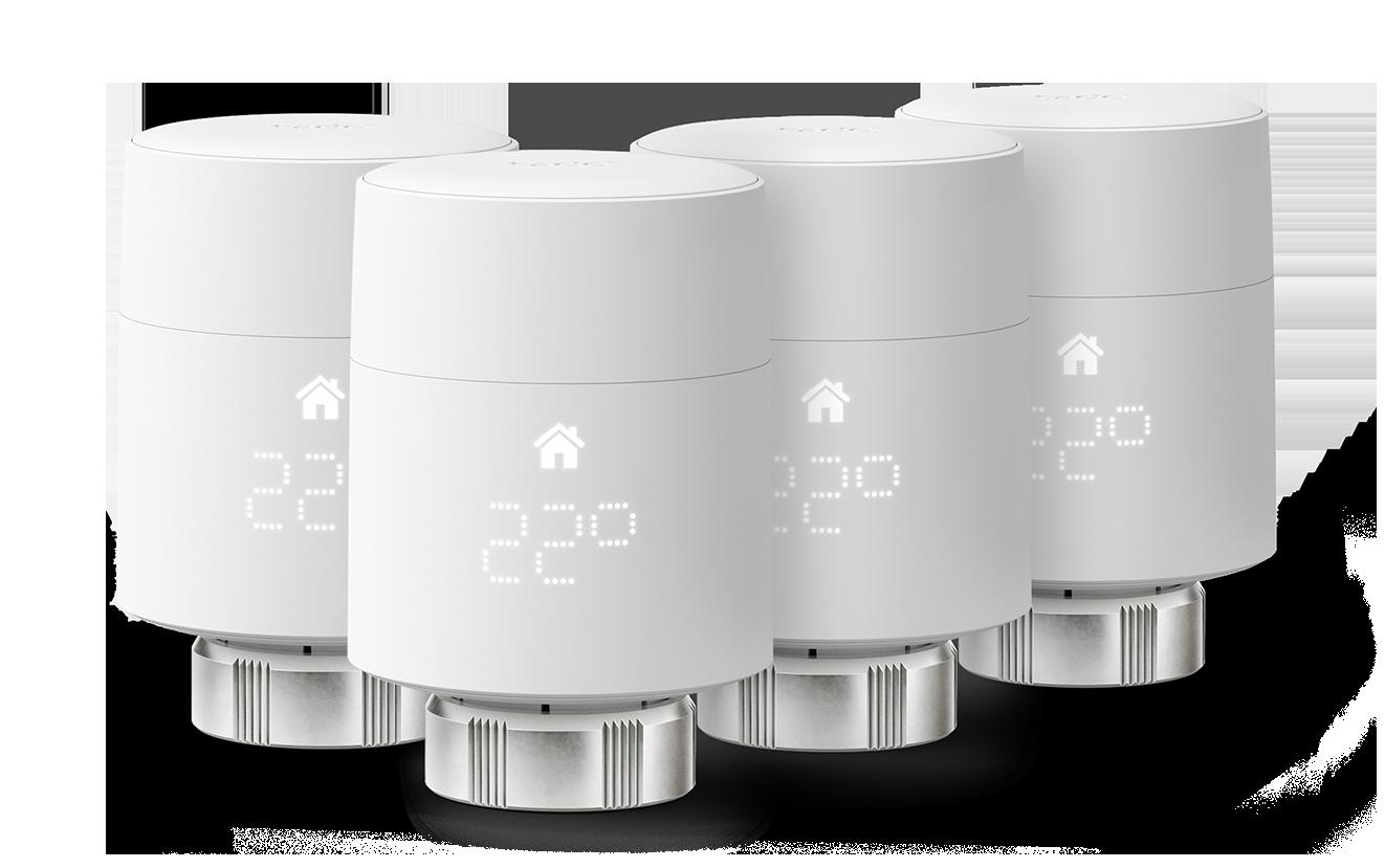 Smart Radiator Thermostat - Quattro
