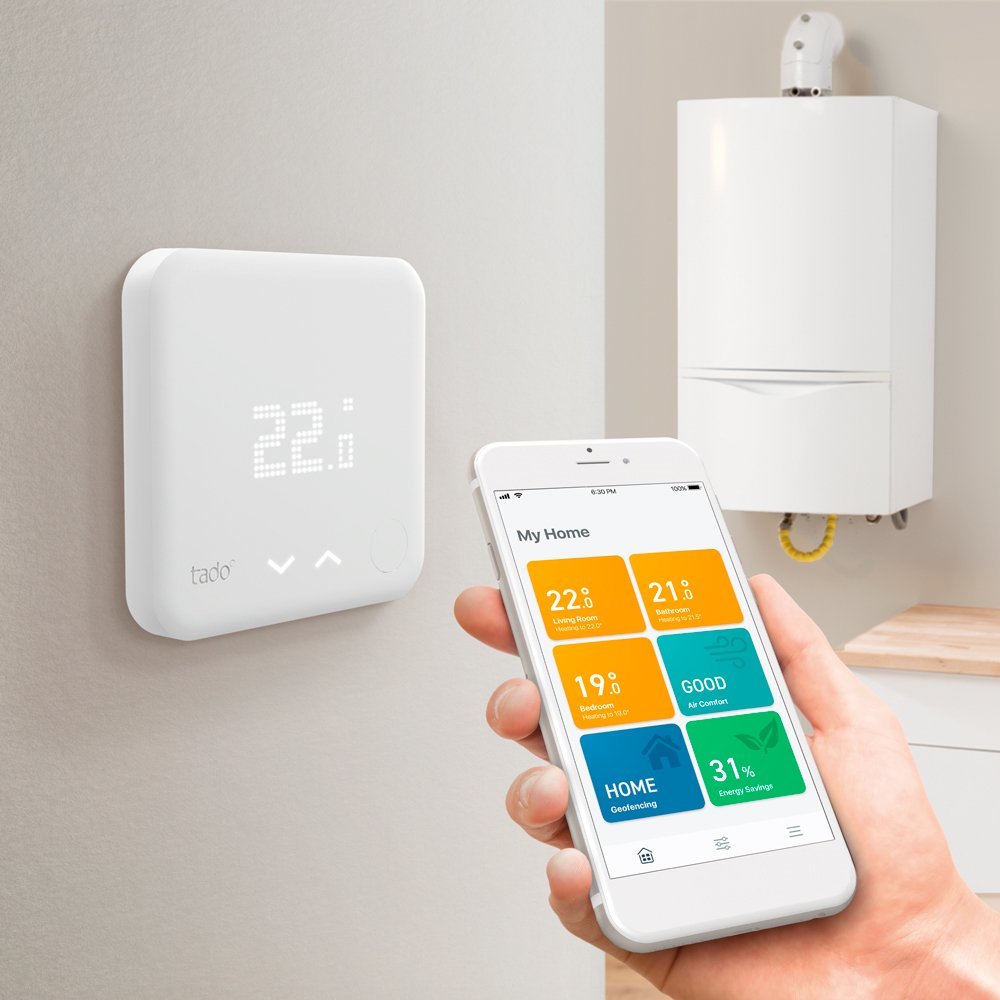 ISH 2019: tado° Smart Thermostats control heating systems of all manufacturers