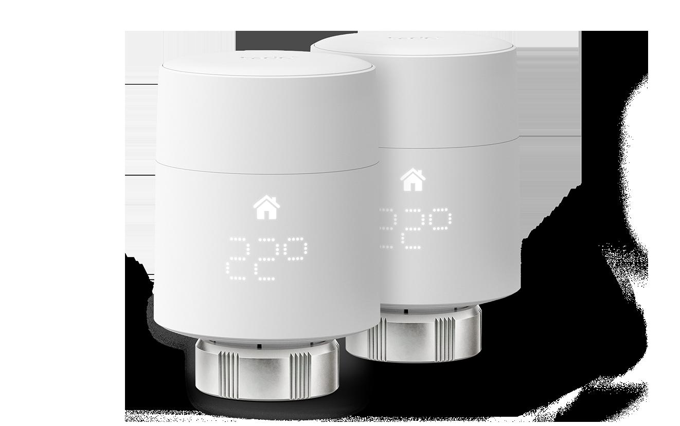 Smart Radiator Thermostat - Duo