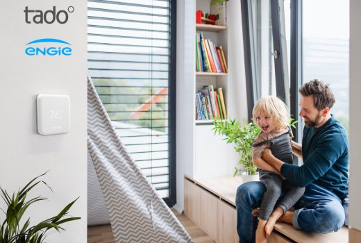 ENGIE, one of Europe's largest energy utilities, chooses tado° 360 to expand its digital heat services