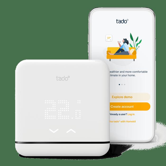 tado Smart AC Control V3 App