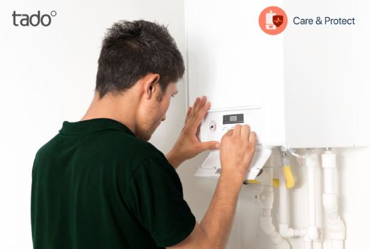 tado° announces Care & Protect, a new innovation to minimise & prevent boiler breakdowns