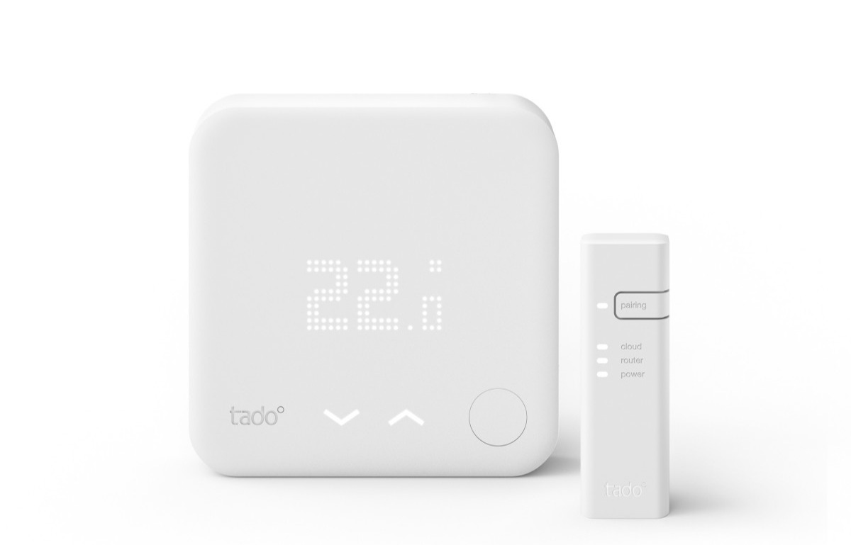 Wired Smart Thermostat