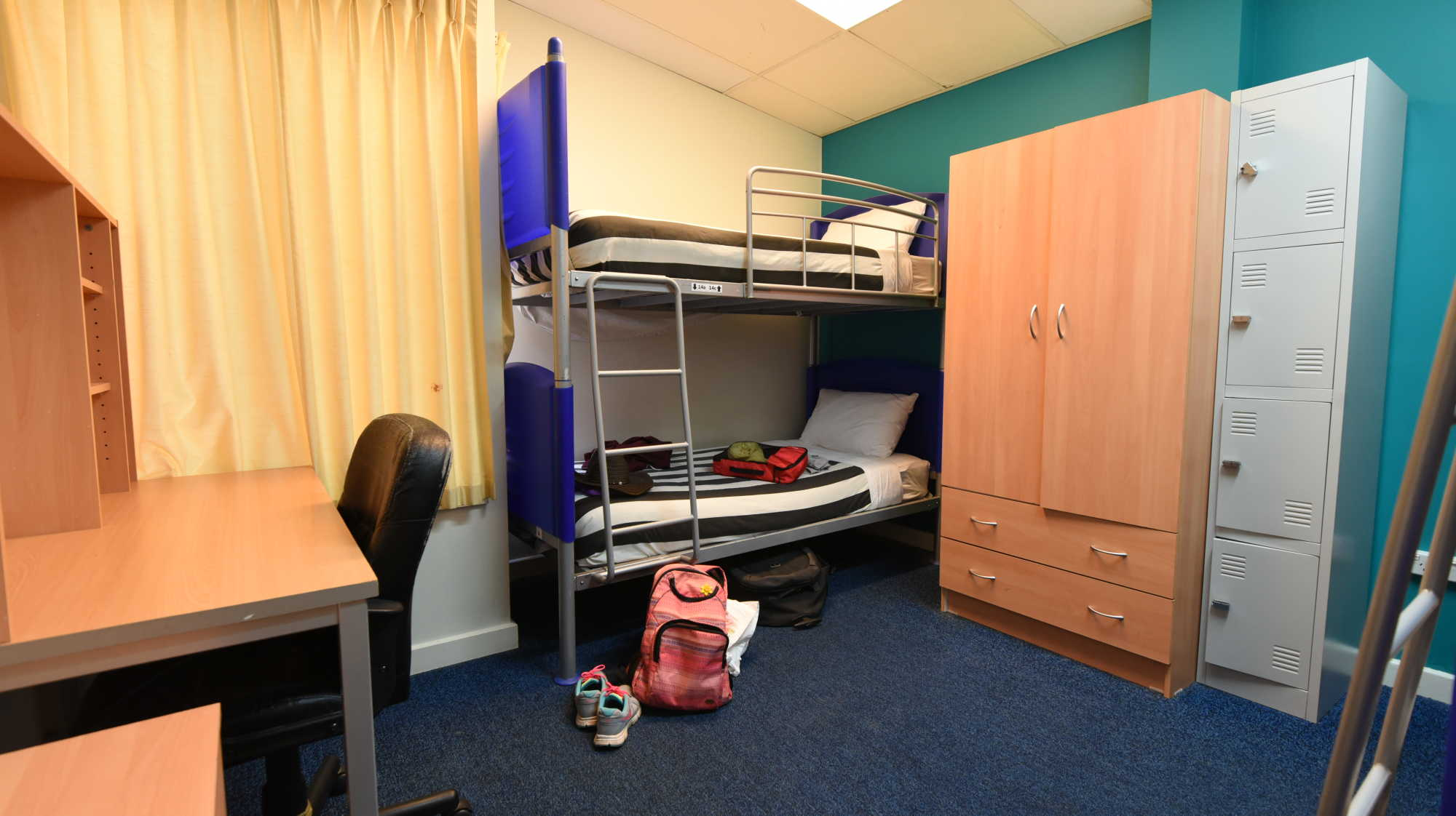 single-bed-in-female-dormitory-room-4