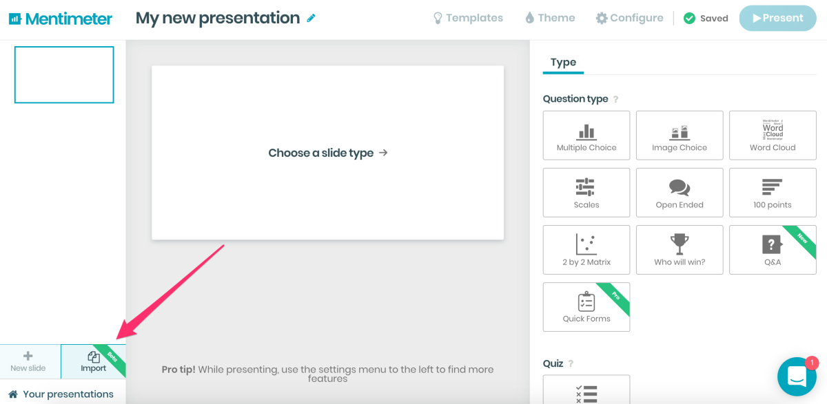 How to make your PowerPoint presentation interactive