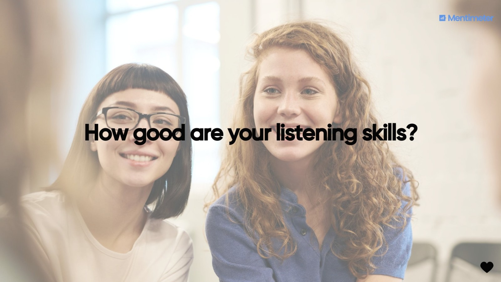 How good are your listening skills?