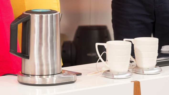 I-Kettle and Cup Warmers