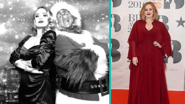 Secret to Adele's seven stone weight loss transformation ...