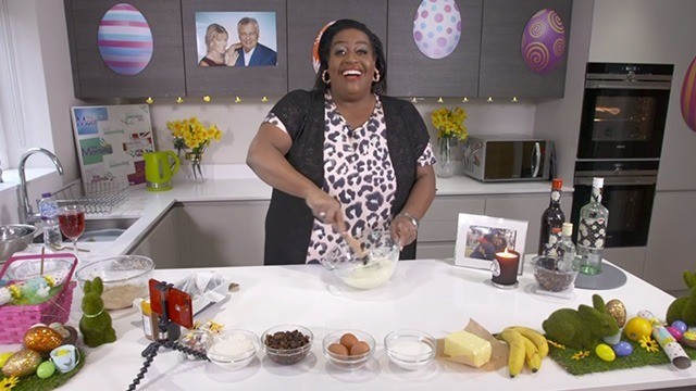 Alison Hammond's banana bread | This Morning