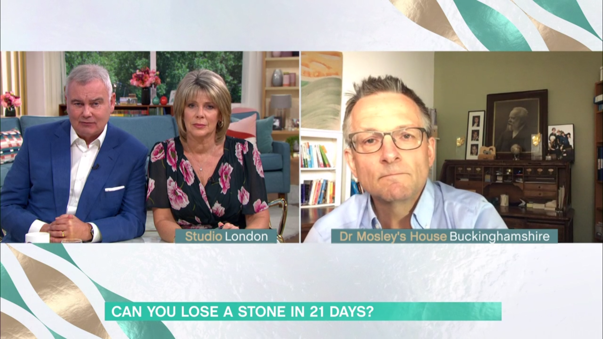 How to lose a stone in 21 days | This Morning