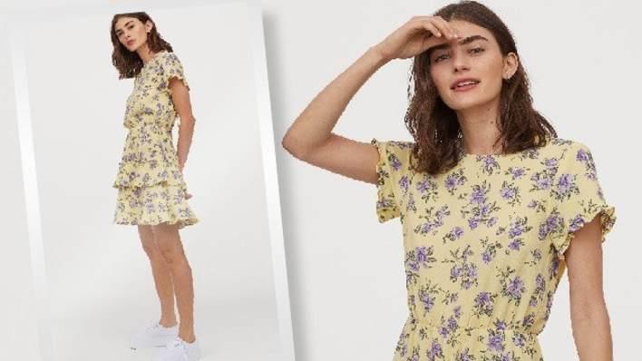 Dress, £24.99, hm.com