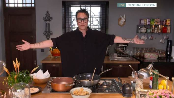 Gok's lemon chicken | This Morning