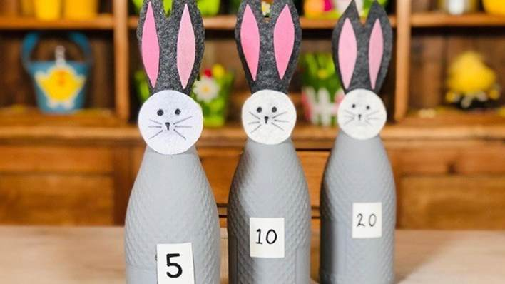 Bunny ring toss