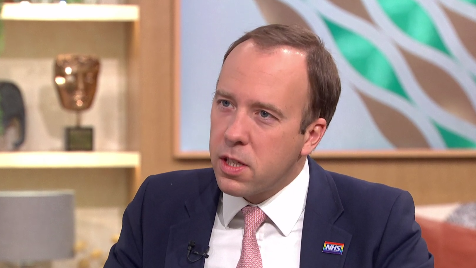Matt Hancock won't rule out second UK lockdown | This Morning