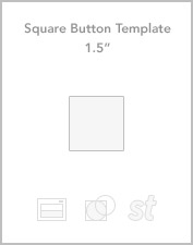 "1.5"" Square button templates"