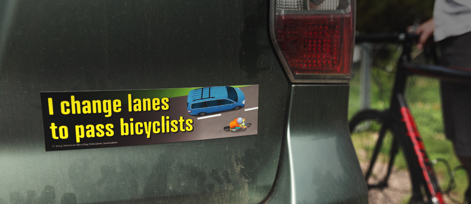 Bumper magnets by Sticker Mule