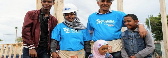 Freedom Financial Network Celebrates Completion of Habitat Home in Phoenix