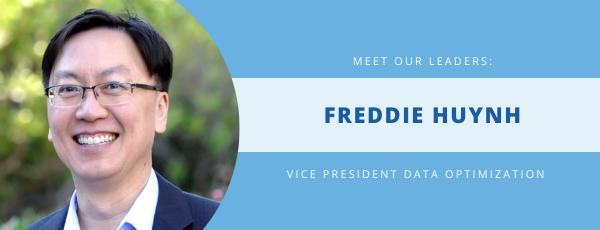 Meet Freddie Huynh — VP of Data Optimization, Freedom Debt Relief