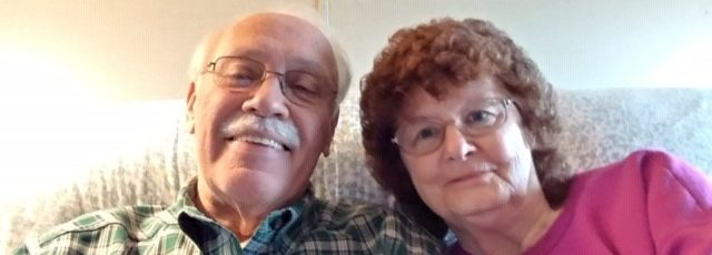 Meet Our Clients: Peggy and Howard