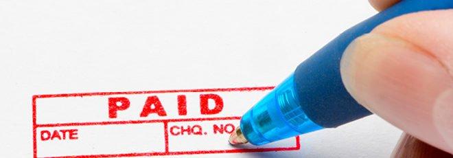 The Debt Payoff Paradigm