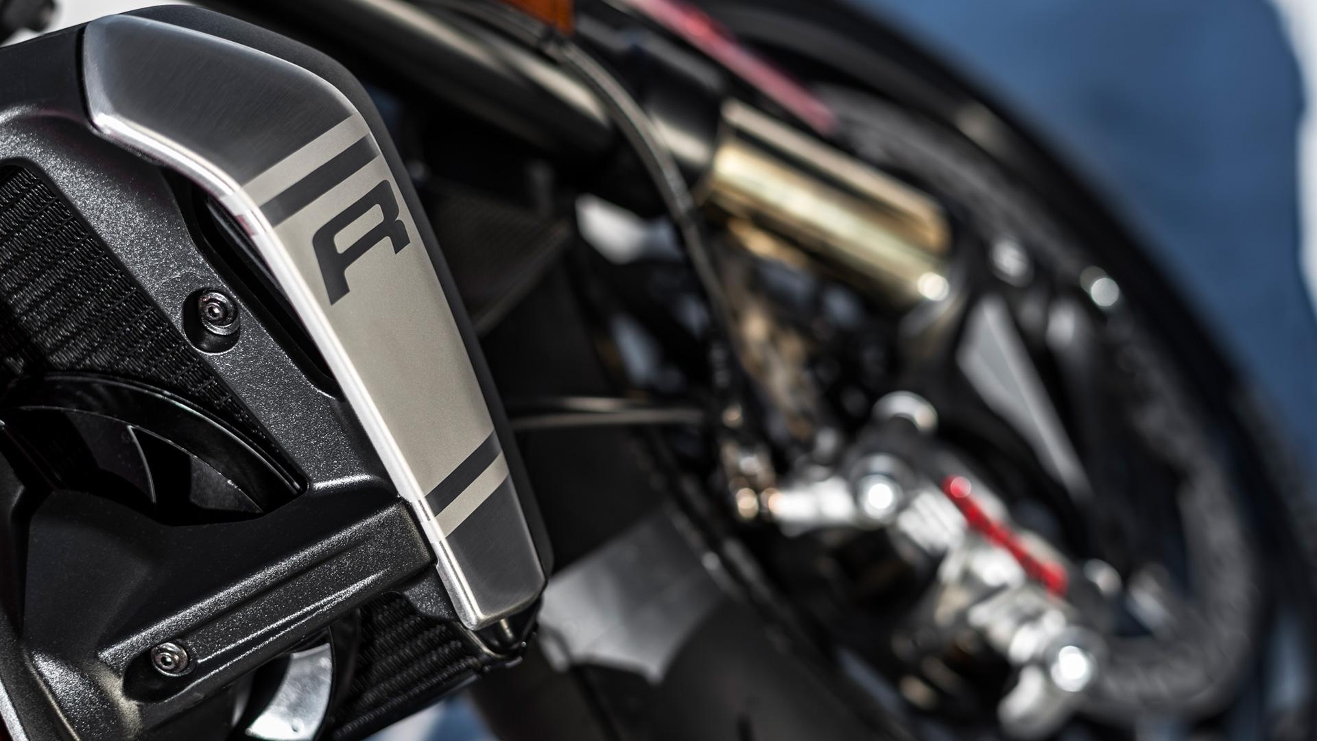 Ducati Monster 1200r – das leistungsstärkste Naked Bike