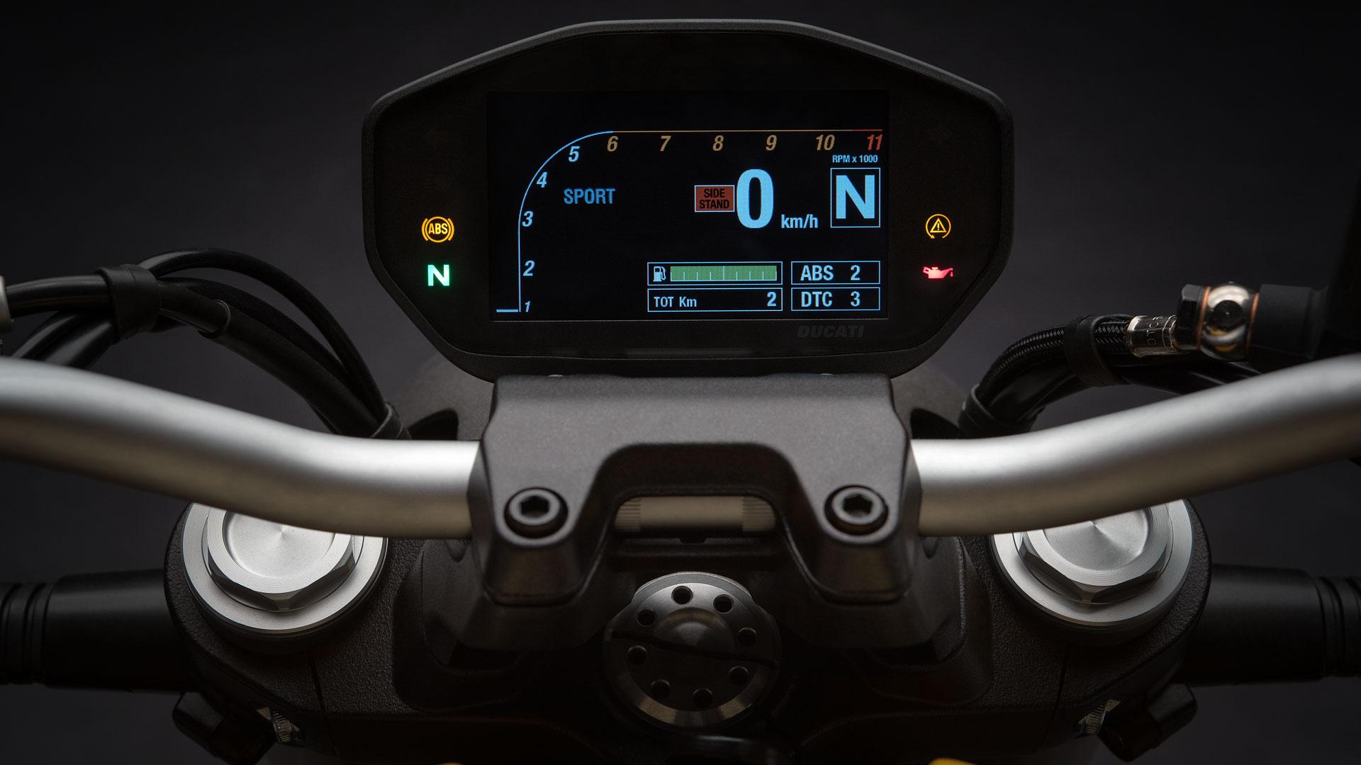 Ducati Monster Accessories Canada