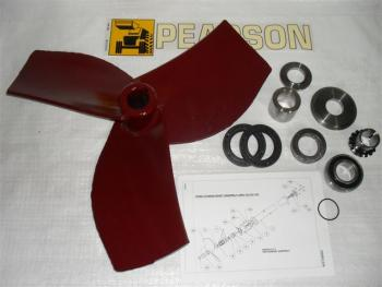 pond stirrer parts