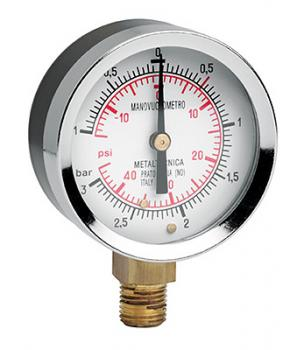 Press/Vac Gauge