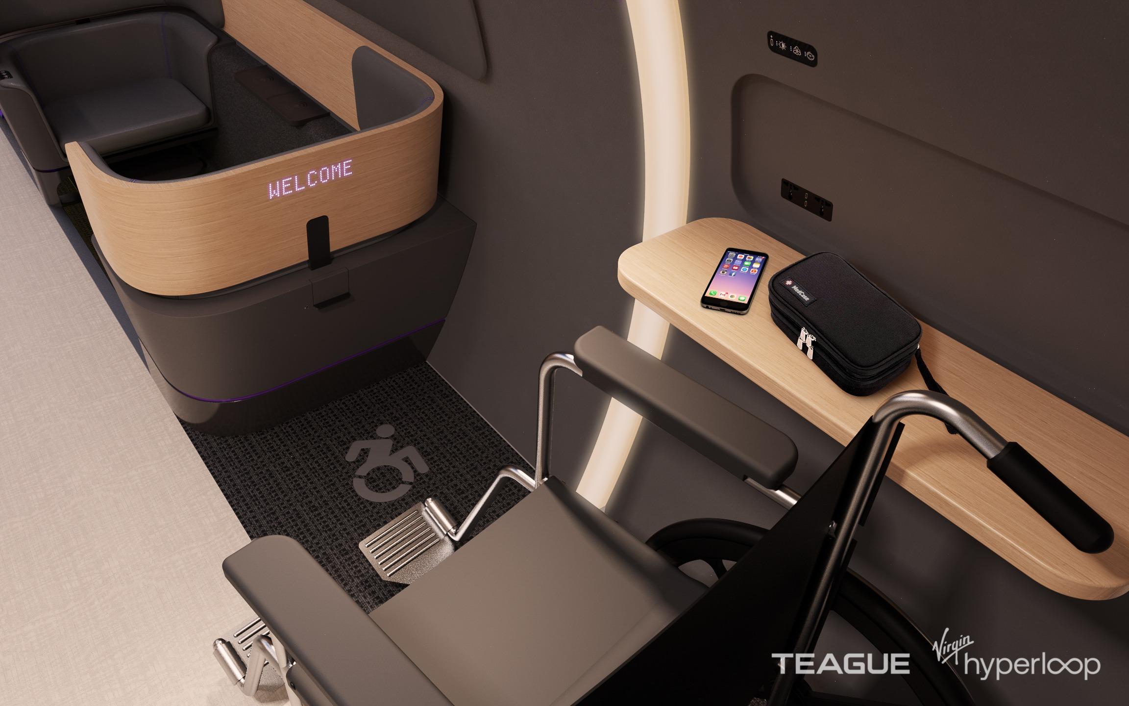 What will travelling on a Virgin Hyperloop feel like?   Virgin