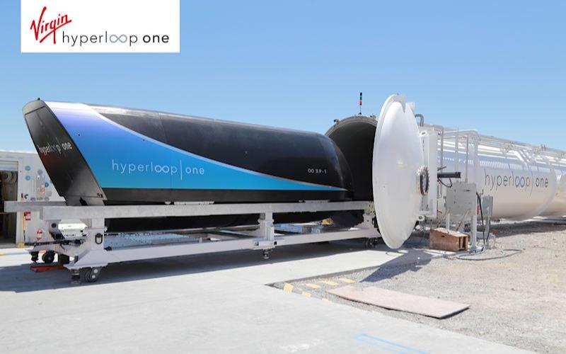 Introducing Virgin Hyperloop One The World S Most Revolutionary Train Service Virgin