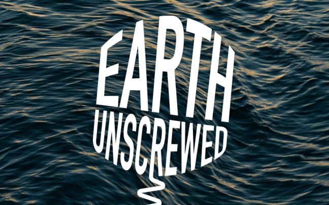 Earth Unscrewed by Virgin Unite podcast logo