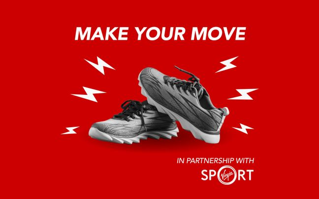 Virgin Sport trainers