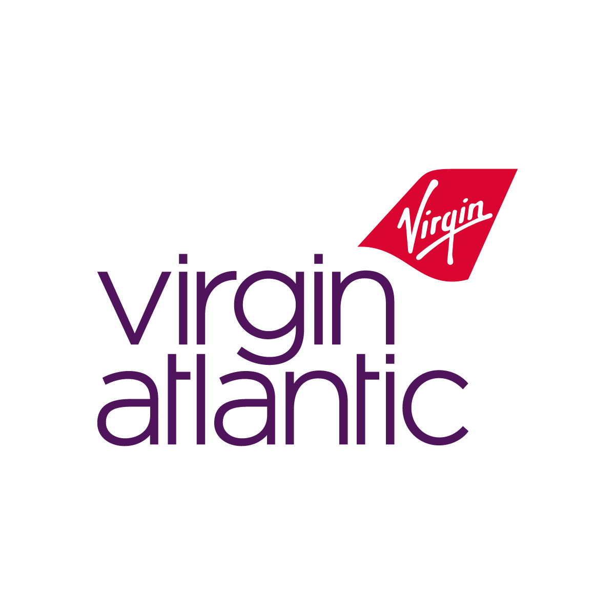 The Virgin Atlantic logo