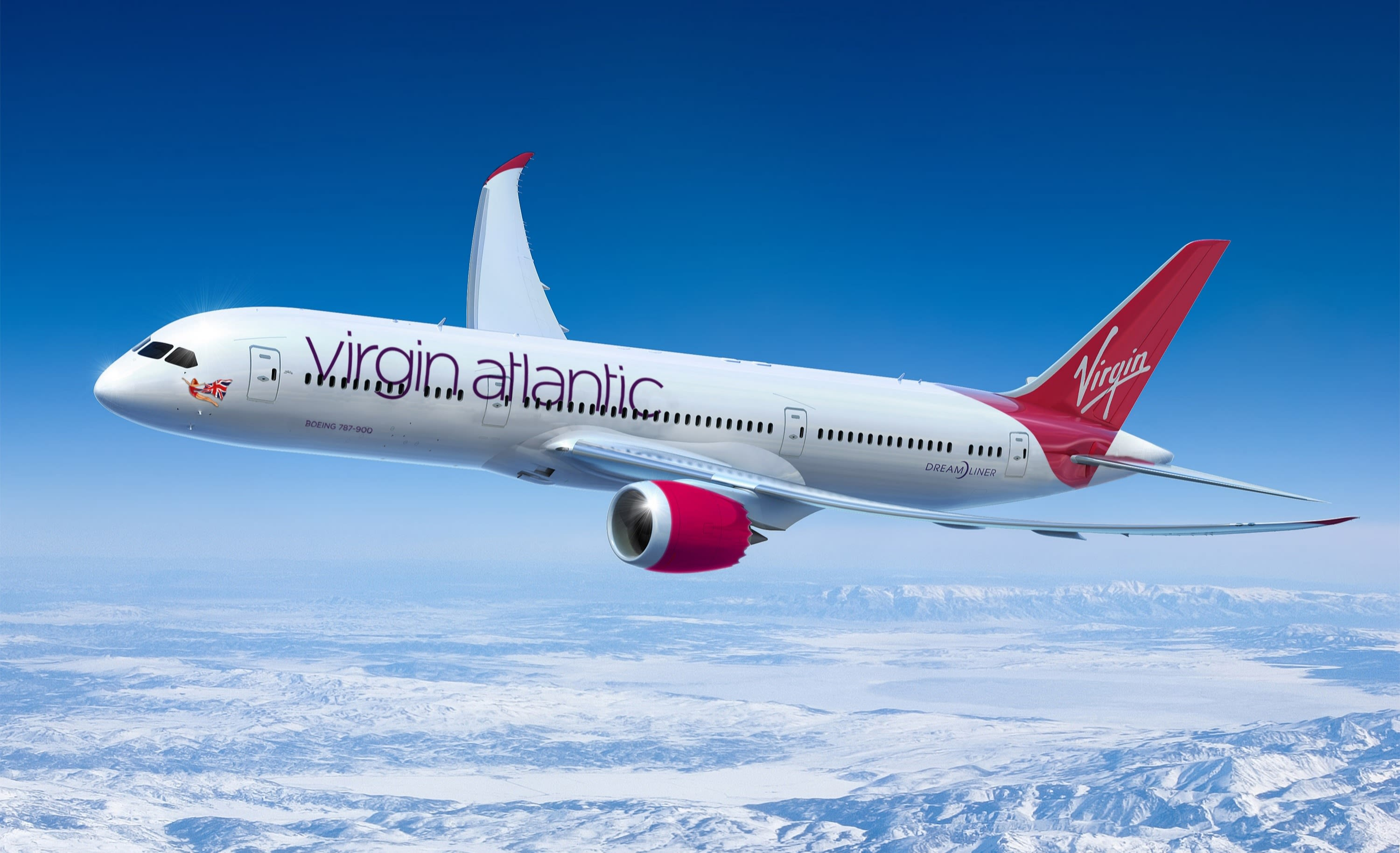 Virgin Atlantic Boeing 787-9 Dreamliner