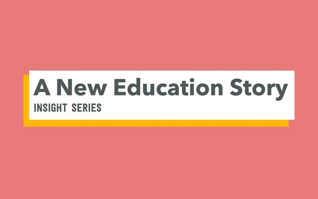 A New Education Story by Big Change