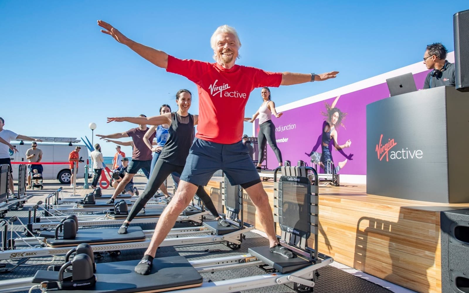 Image from Virgin Active Australia