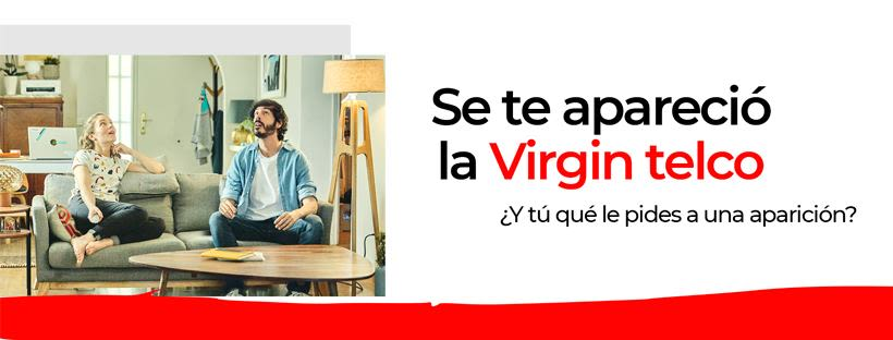 Virgin telco Spanish campaign