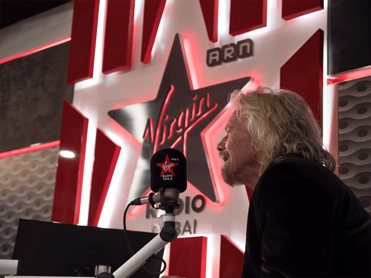 Image from Virgin Radio