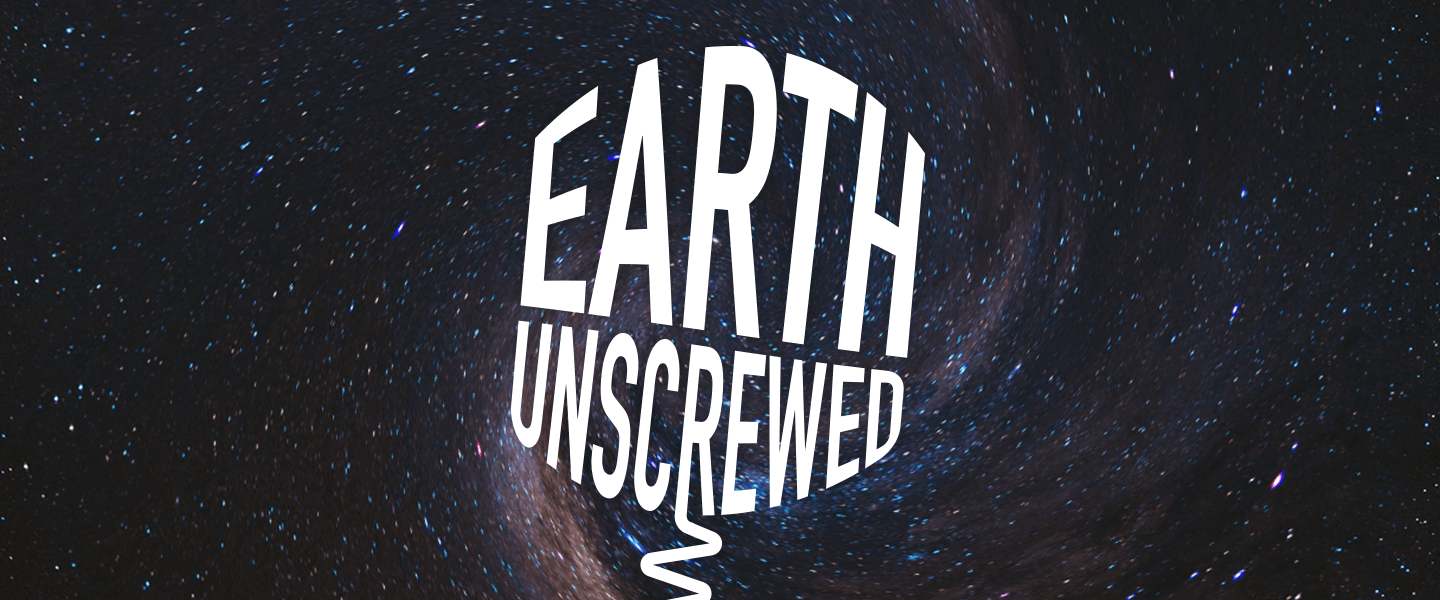 Earth Unscrewed logo