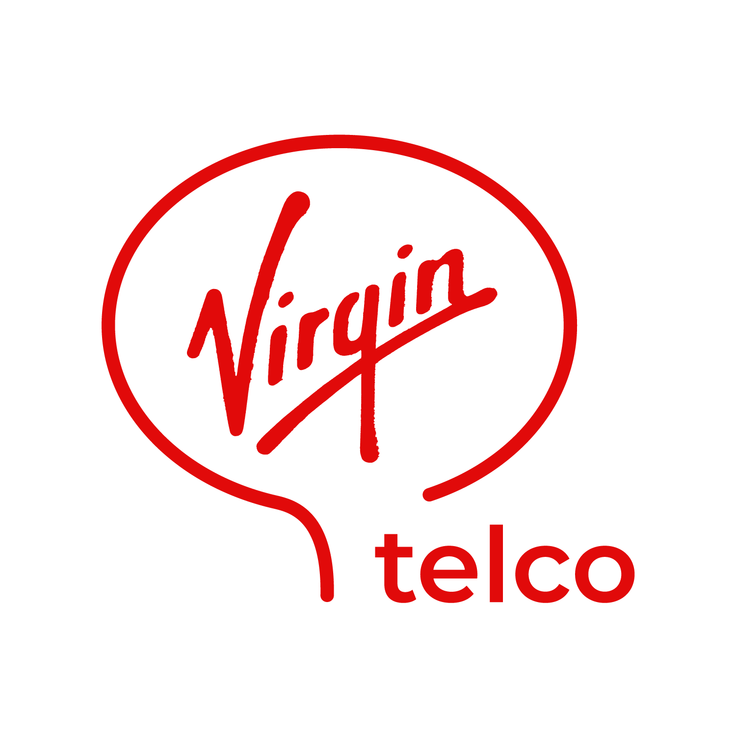 Virgin telco logo