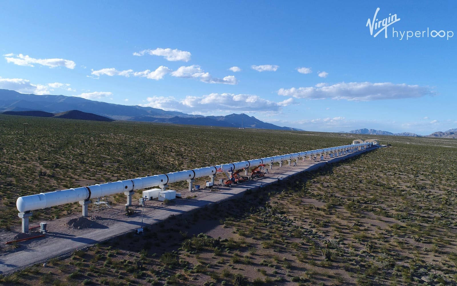 Image from Virgin Hyperloop