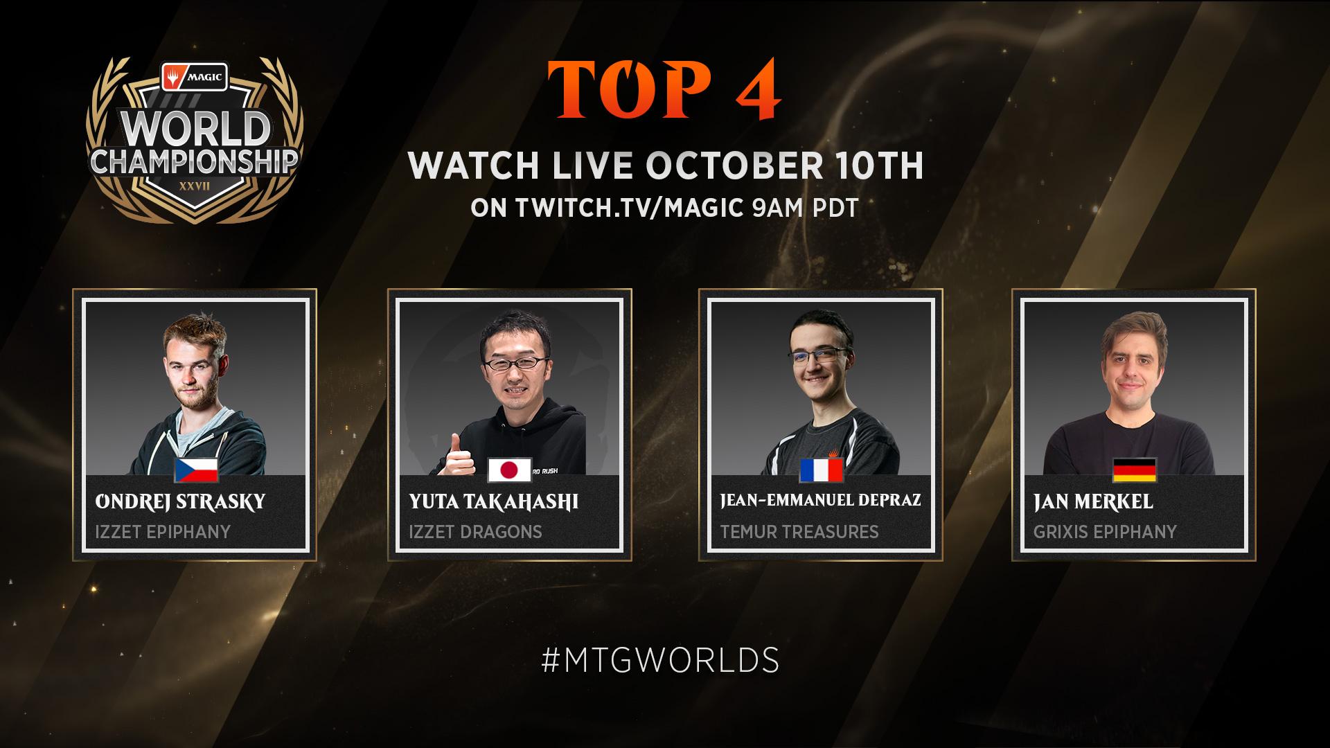 Top 4 Mundial