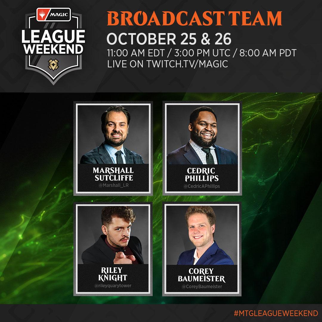Weekend League Link