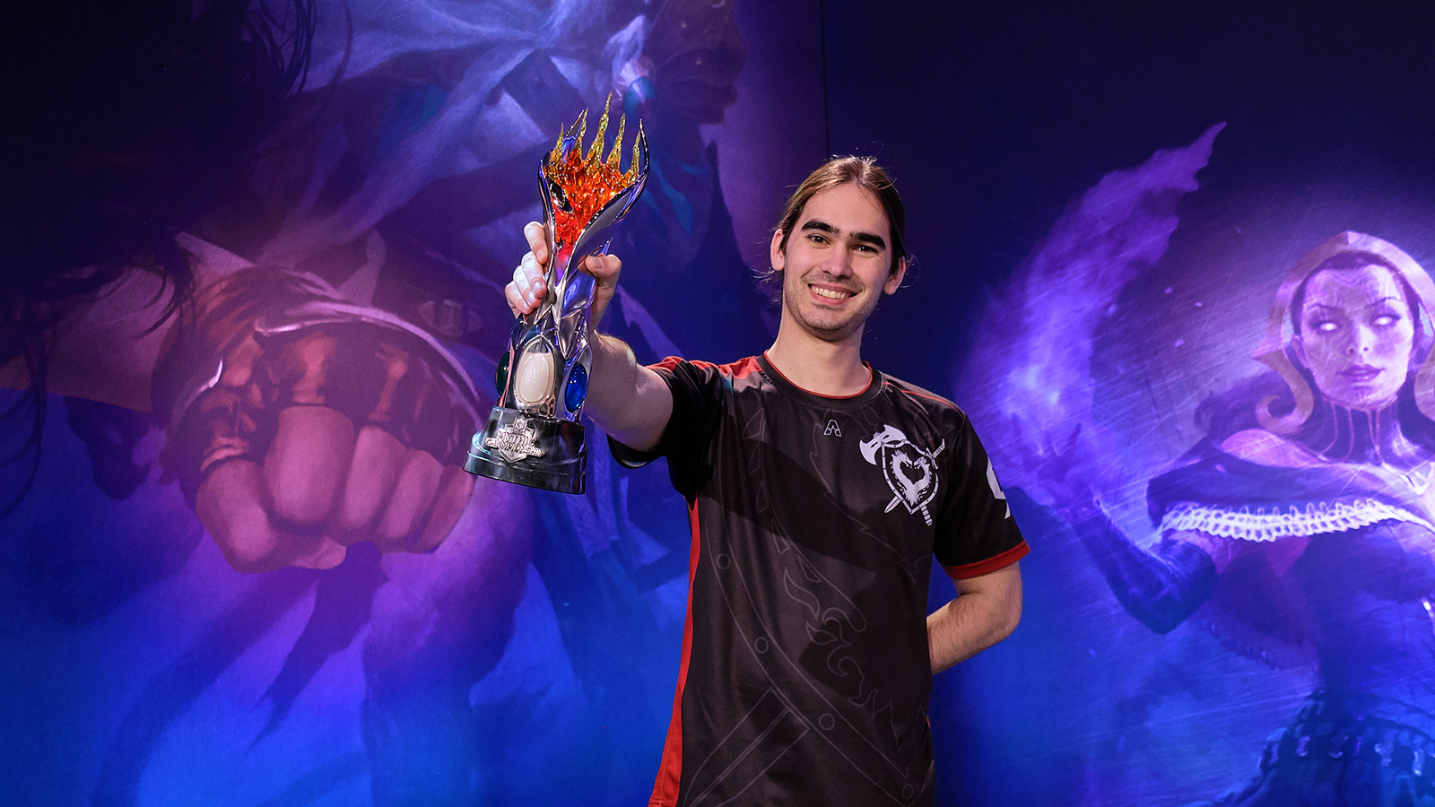 Top 8 e Campeão do 2º Mythic Championship